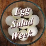 National Egg Salad Week – Cadbury Deviled Eggs